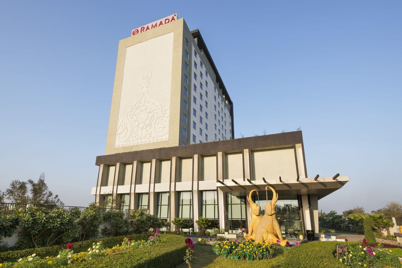 Ramada Plaza Agra in  Agra,  INDIA