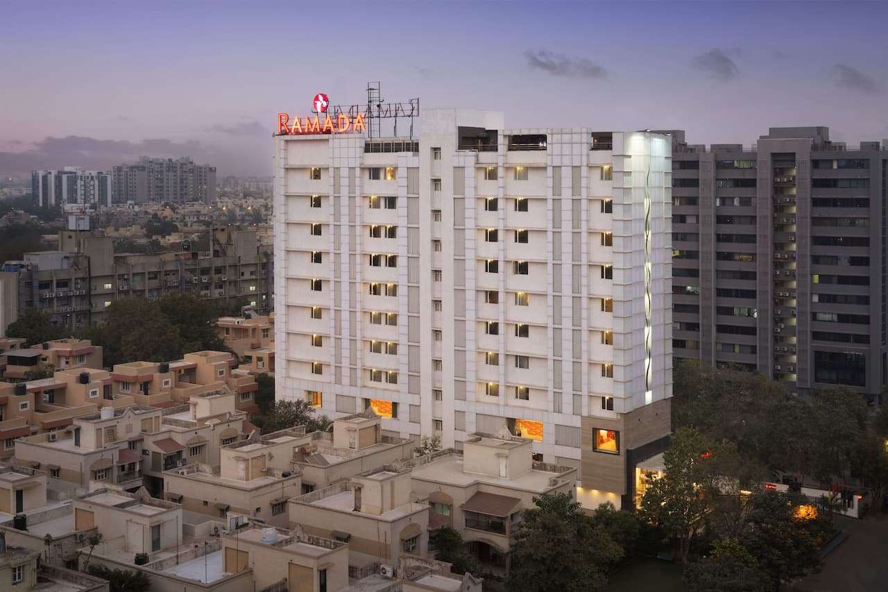 Ramada Ahmedabad in Gujarat, INDIA
