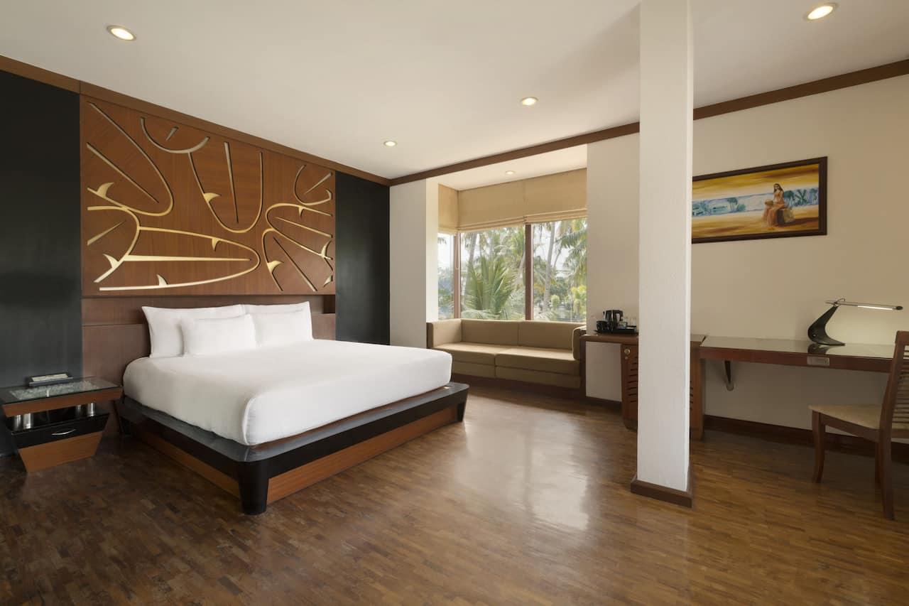 at the Ramada Resort Cochin in Cochin, India