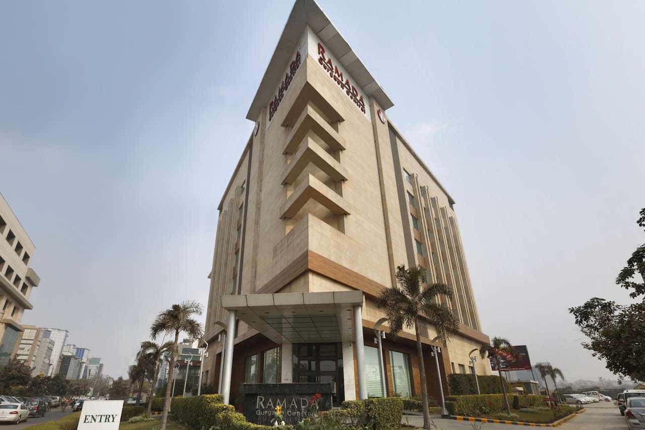 Ramada Gurgaon Central in Delhi (district), INDIA
