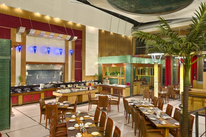 Ramada Jaipur Restaurant In Other Than US Canada