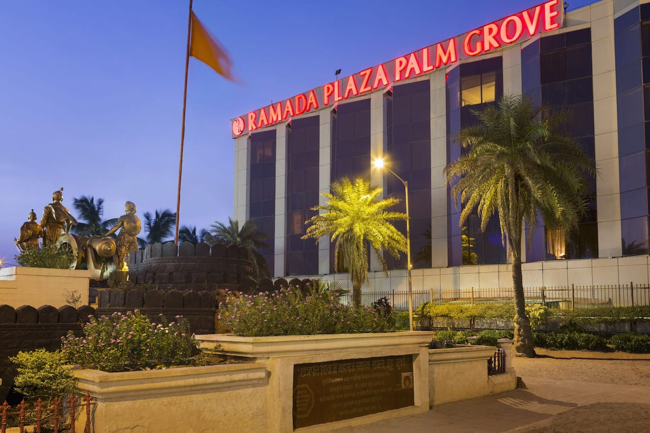 Ramada Plaza Palm Grove in  Navi Mumbai,  INDIA
