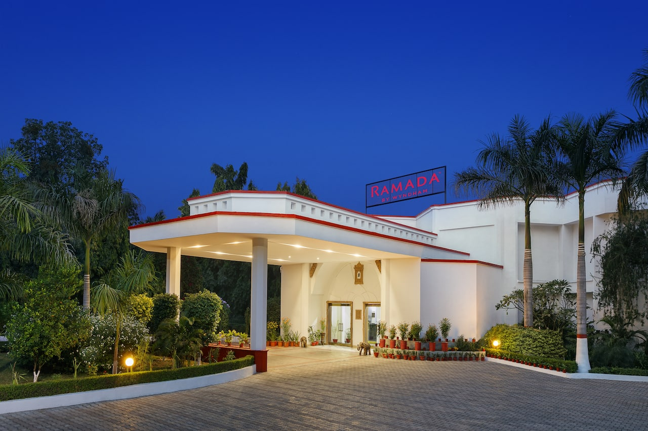 Ramada Khajuraho in  Chhatarpur,  INDIA