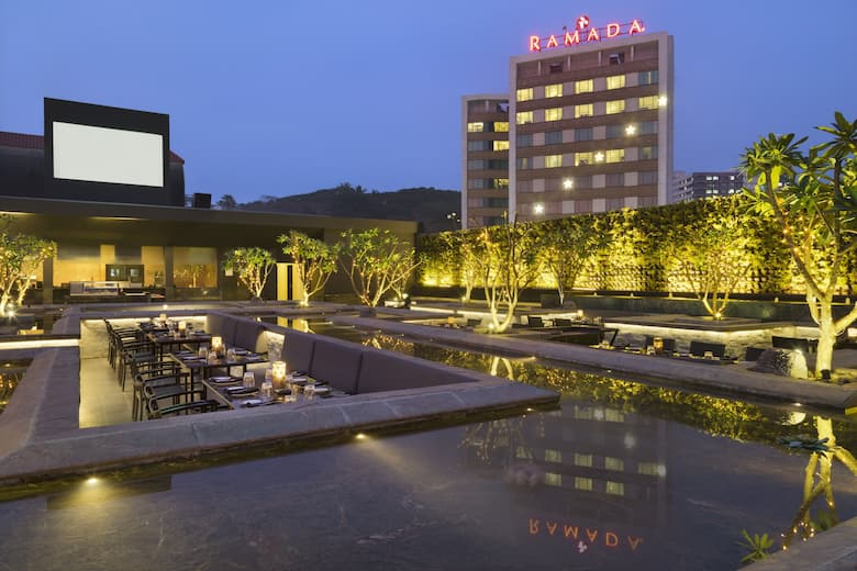 Ramada Powai Hotel And Convention Centre Restaurant In Mumbai Other Than Us