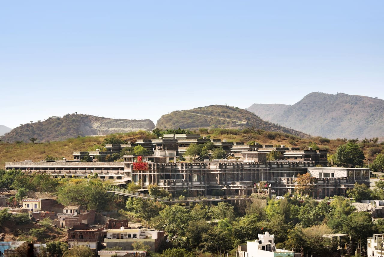 Ramada Udaipur Resort and Spa in  Udaipur,  INDIA