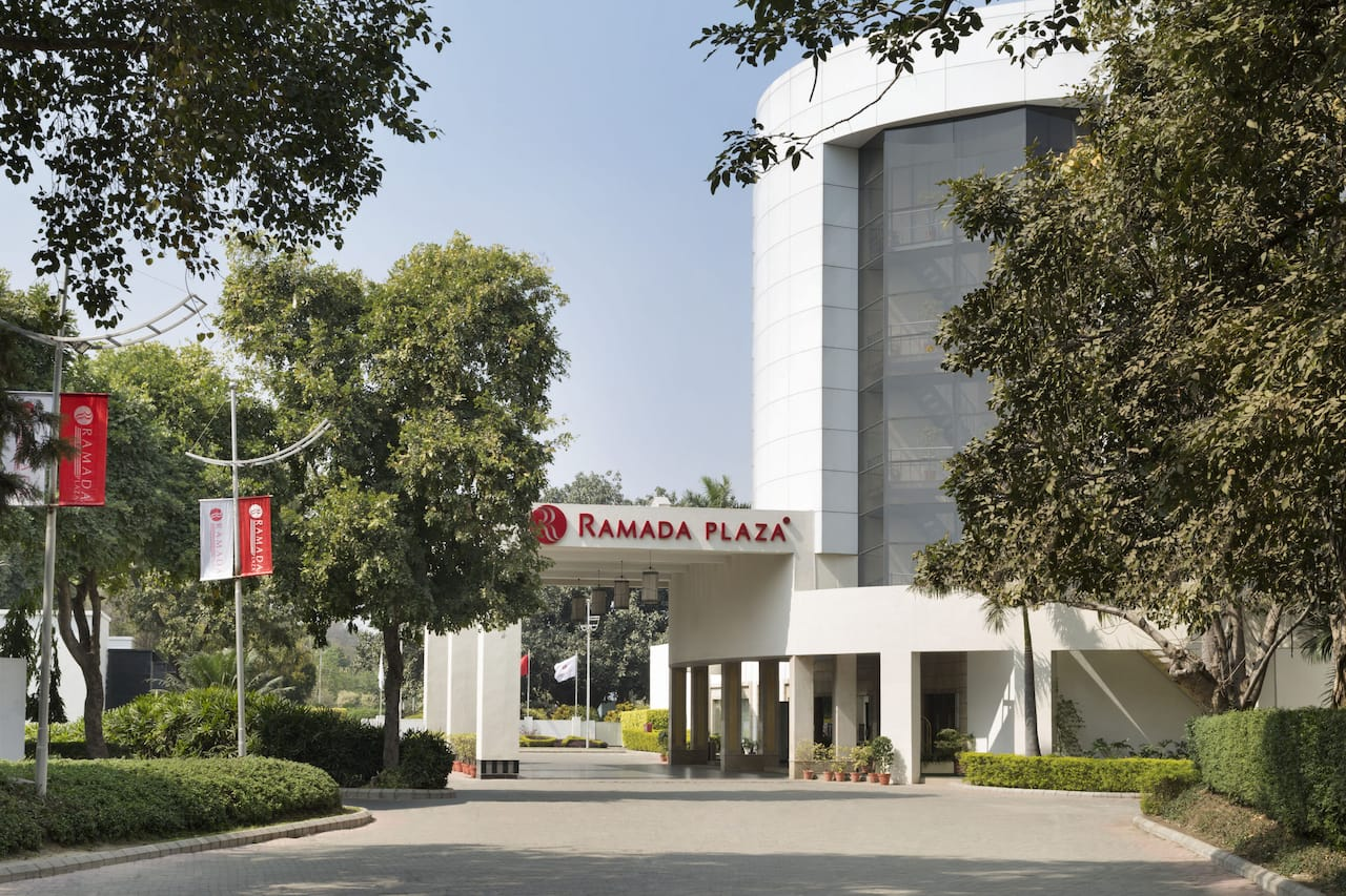 at the Ramada Plaza JHV Varanasi in Varanasi, India