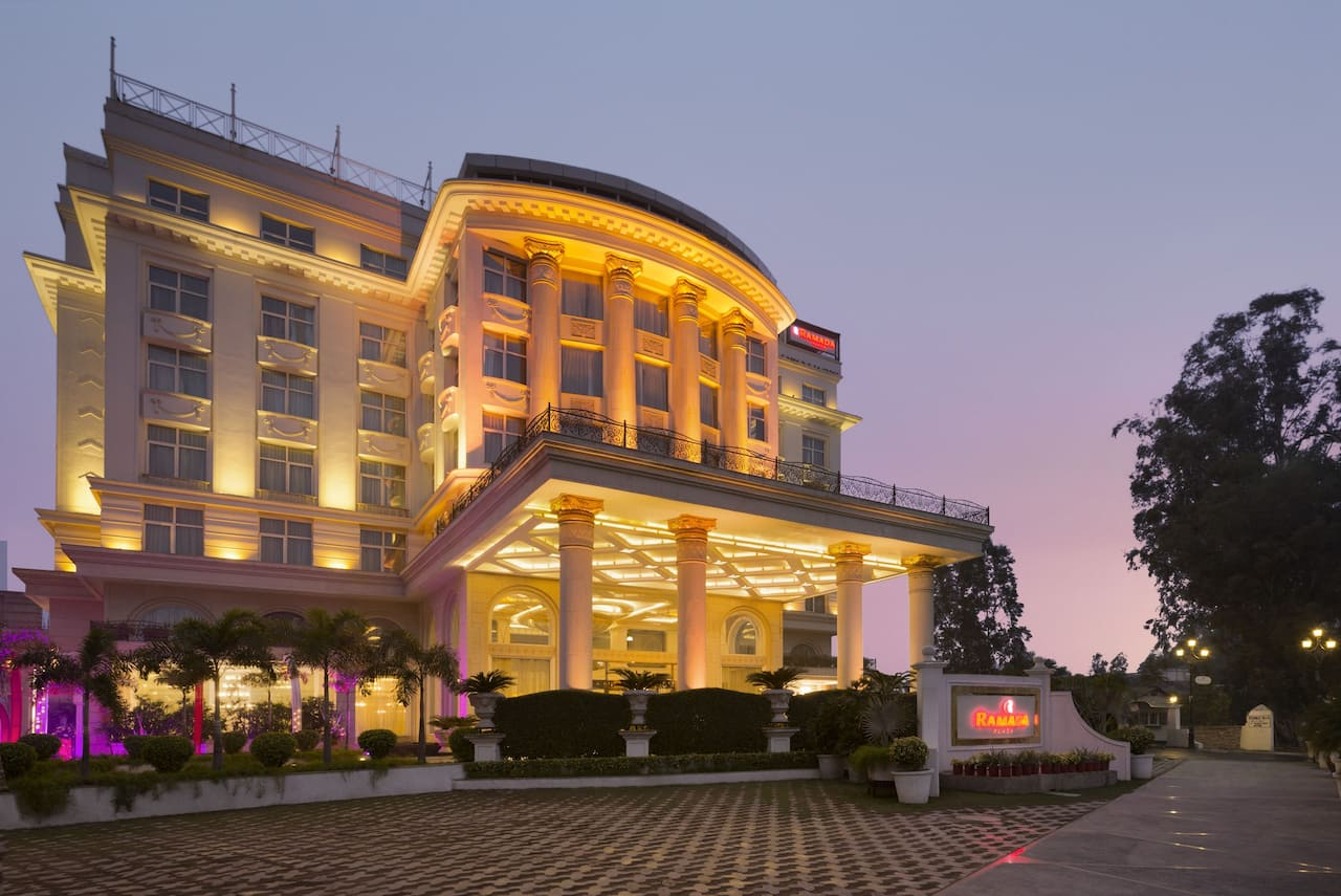 Ramada Plaza Chandigarh Zirakpur in Zirakpur, India