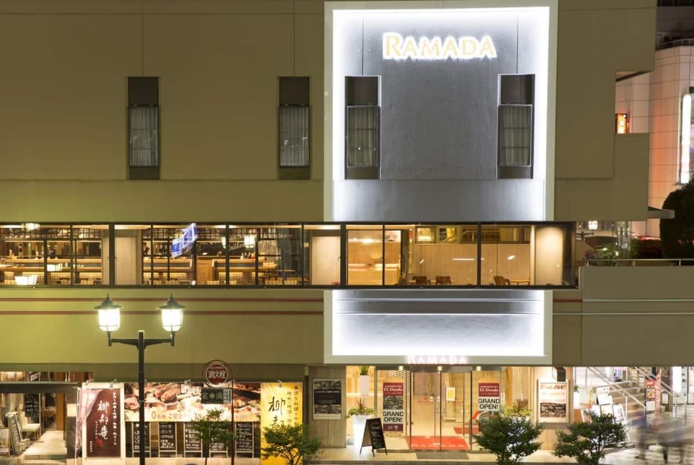 Ramada Niigata in Niigata, Japan