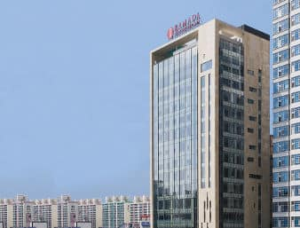 Ramada Plaza Gwangju in Gwangju, South Korea