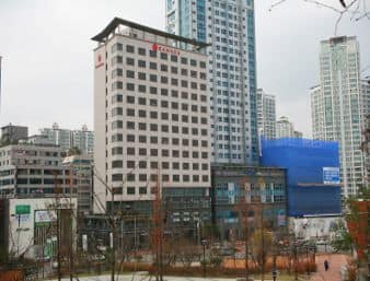 Ramada Hotel Dongtan in Suwon, South Korea