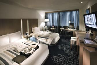 Guest Room At The Ramada Songdo Hotel In Incheon Other Than Us Canada