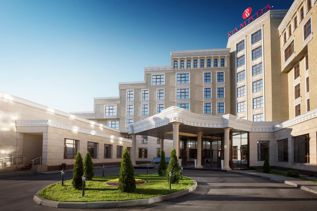 Ramada Almaty in Talgar District, KAZAKHSTAN