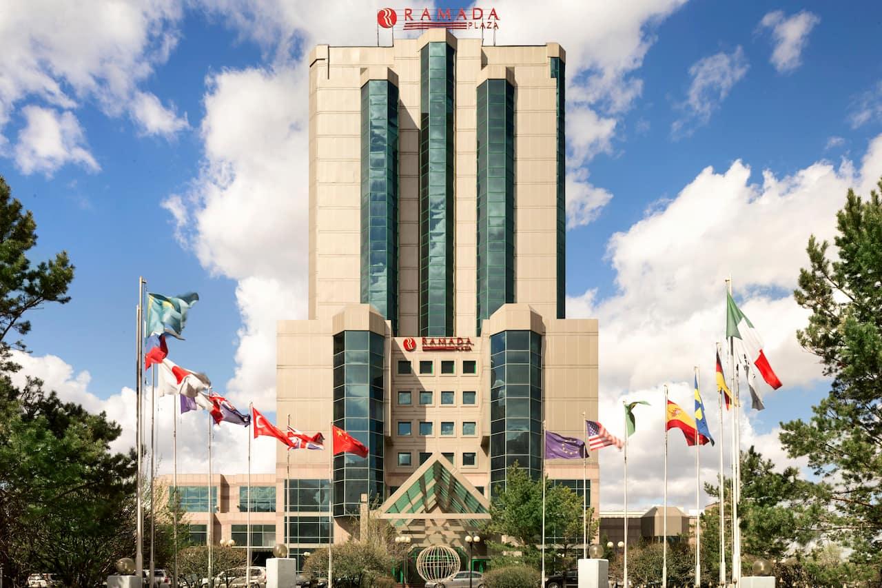Ramada Plaza Astana in Astana, Kazakhstan