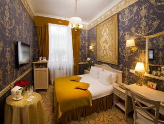 at the Ramada Hotel and Suites Vilnius in Vilnius, Lithuania