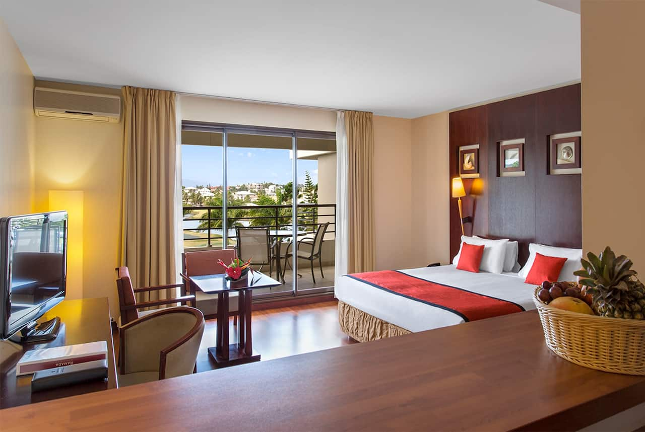 at the Ramada Hotel & Suites Noumea in Noumea, New Caledonia