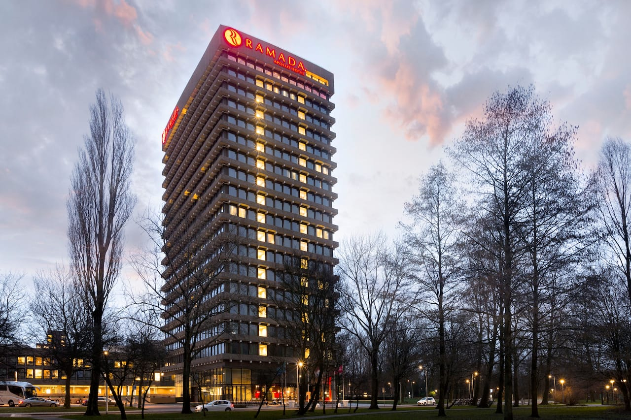 Ramada Apollo Amsterdam Centre in  Amsterdam,  NETHERLANDS
