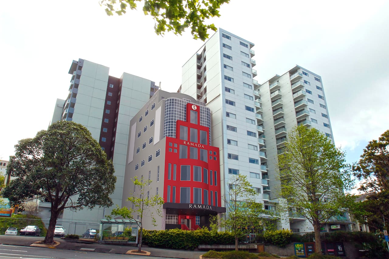 Ramada Suites Auckland - Federal Street in Auckland, New Zealand