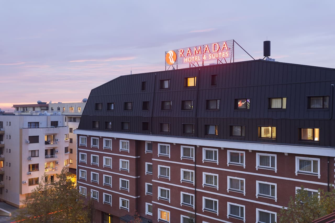 Ramada Hotel and Suites Bucharest North in Bucharest, ROMANIA