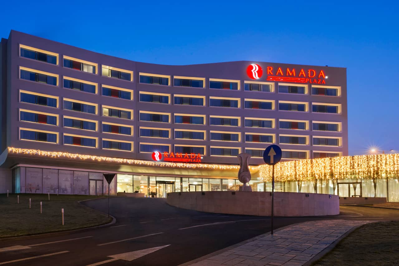 at the Ramada Plaza Craiova in Craiova, Romania