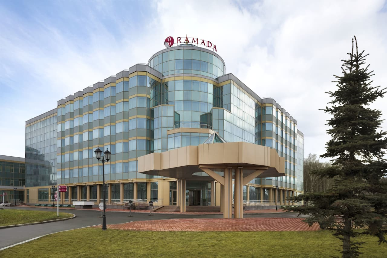 Ramada Hotel and Spa Yekaterinburg in Ekaterinburg, Russia