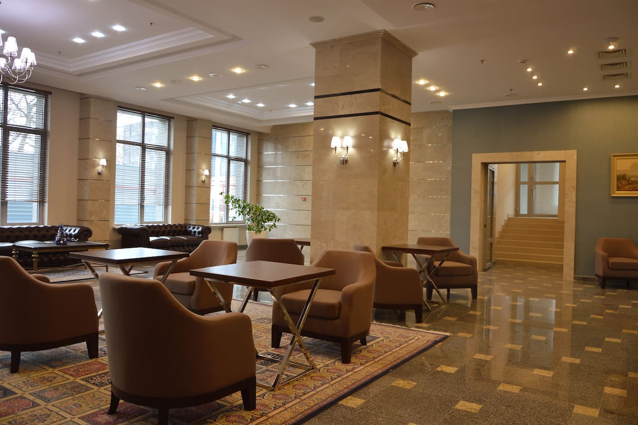 Ramada Hotel & Suites Rostov-On-Don in  Neklinovskiy rayon,  Russia