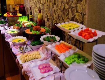 at the Ramada Al Qassim Hotel and Suites in Bukayriah, Saudi Arabia