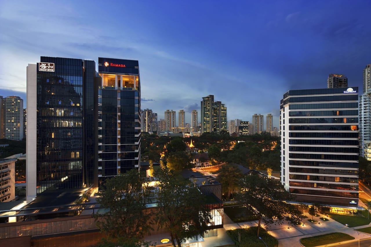 Ramada Singapore at Zhongshan Park in  Singapore,  Singapore