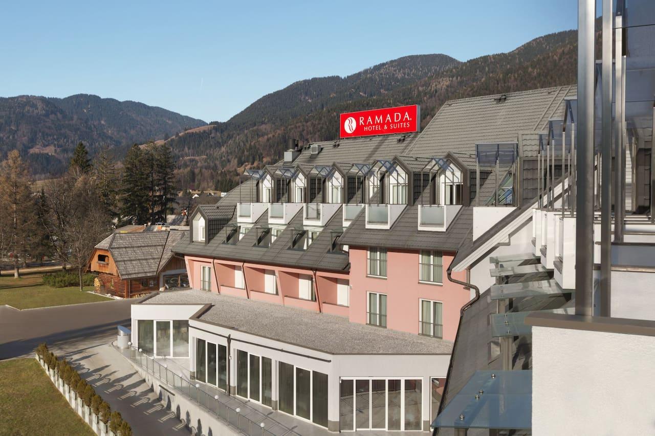 Ramada Hotel and Suites Kranjska Gora in Kranjska Gora, Slovenia
