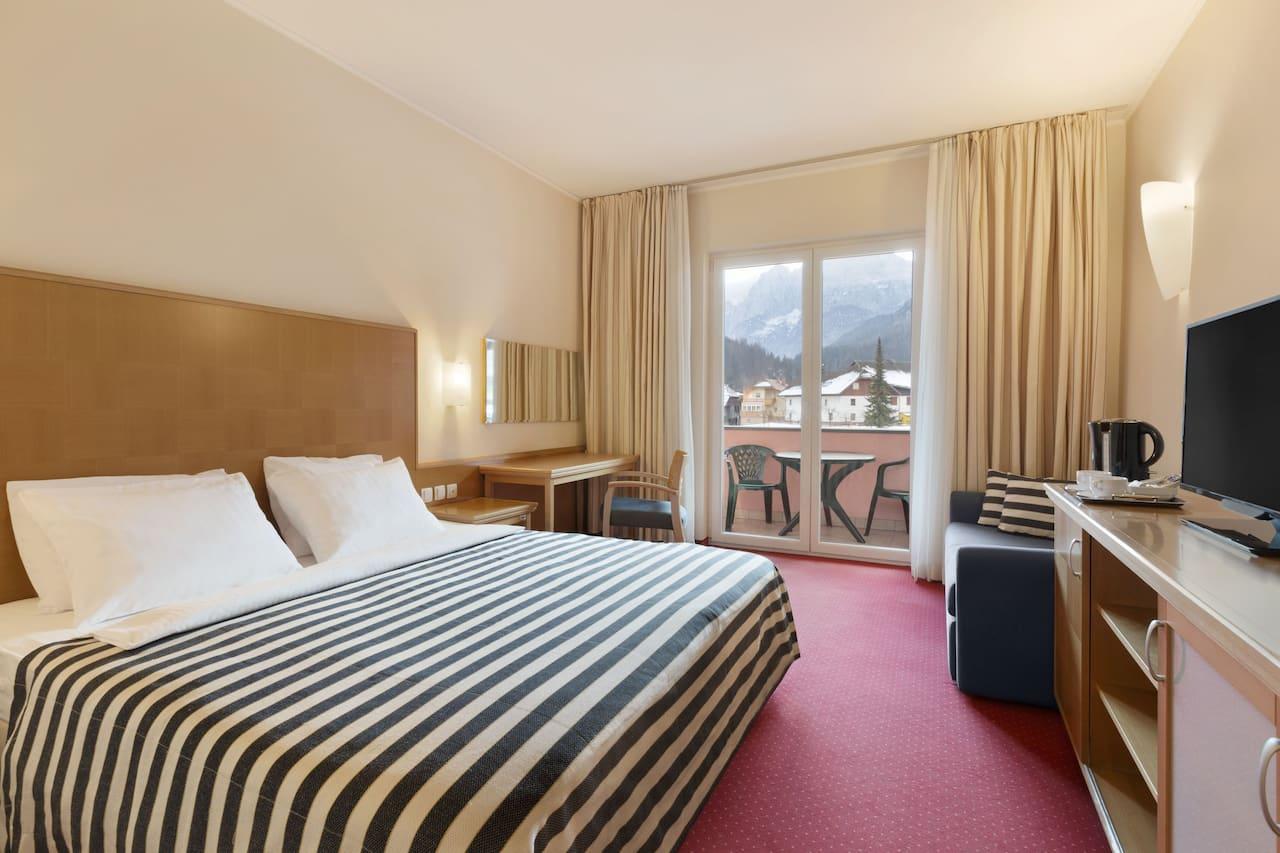 at the Ramada Hotel and Suites Kranjska Gora in Kranjska Gora, Slovenia