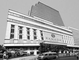 Ramada D MA Bangkok in Makkassan Bangkok, THAILAND