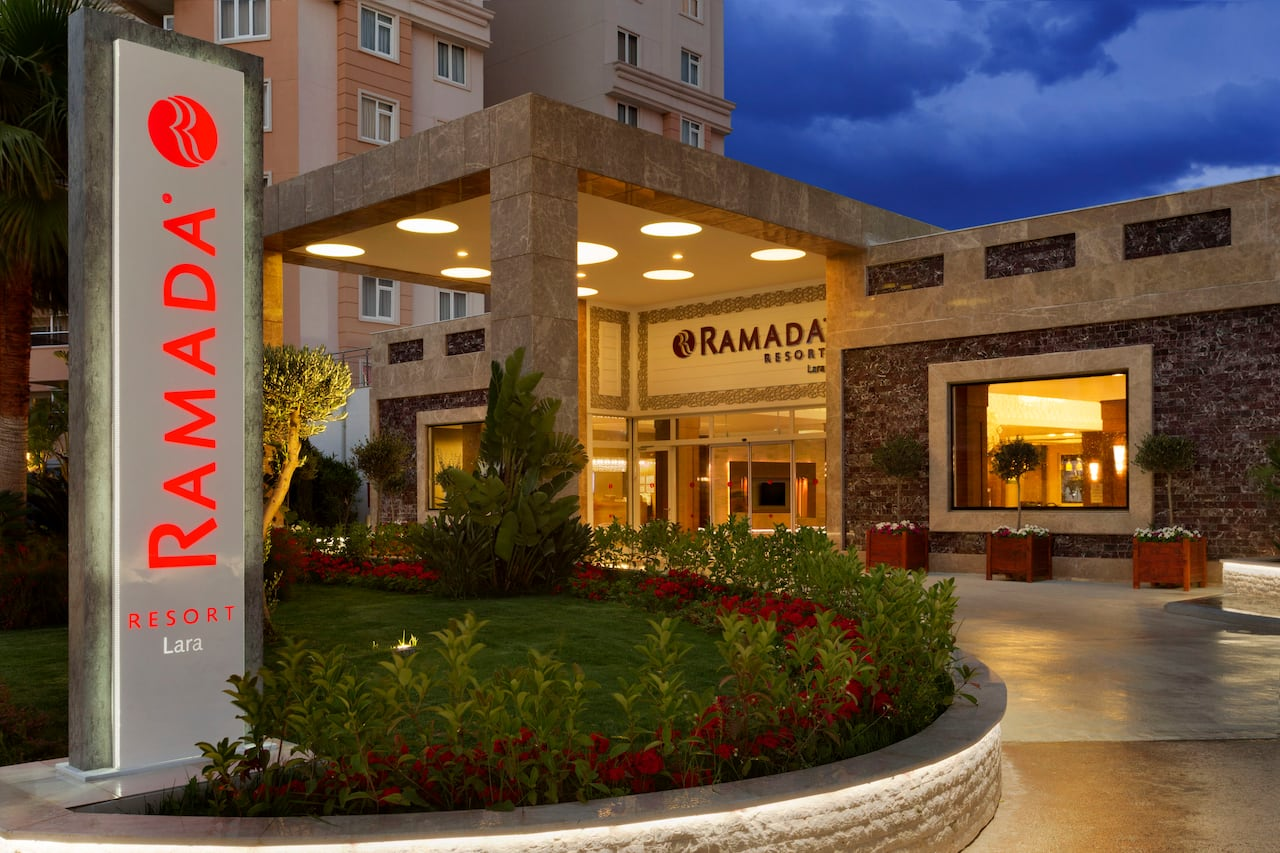 Ramada Resort Lara in Muratpasa/Antalya Province, TURKEY