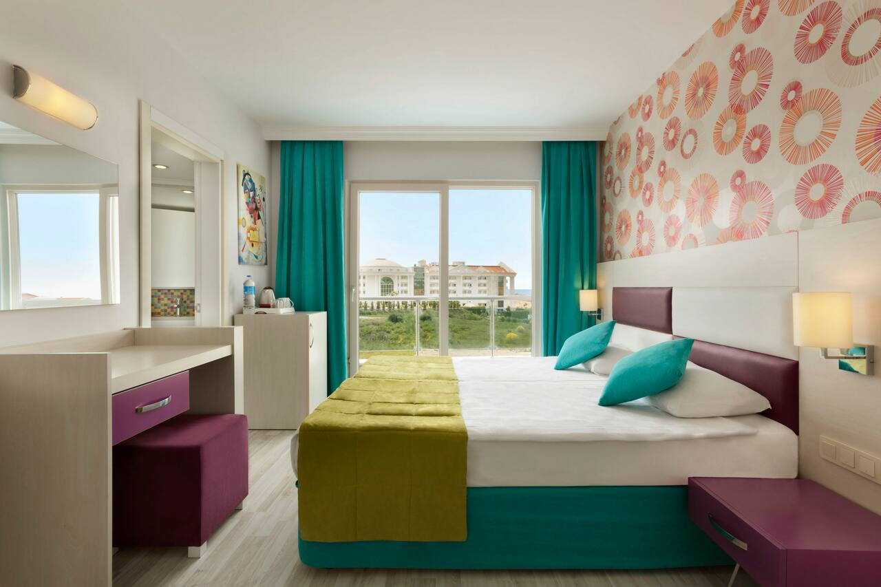 at the Ramada Resort Side in Antalya, Turkey
