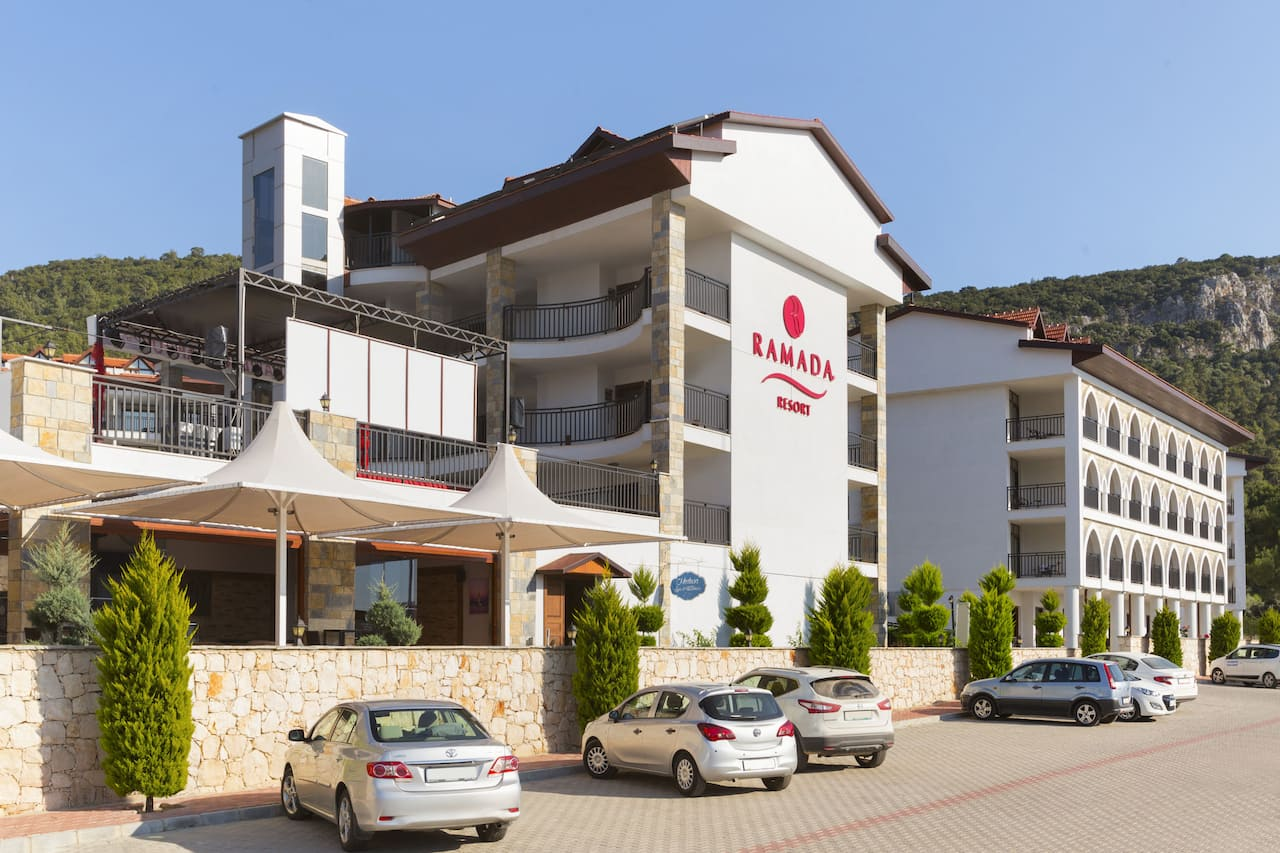 Ramada Resort Akbuk in Bodrum, TURKEY