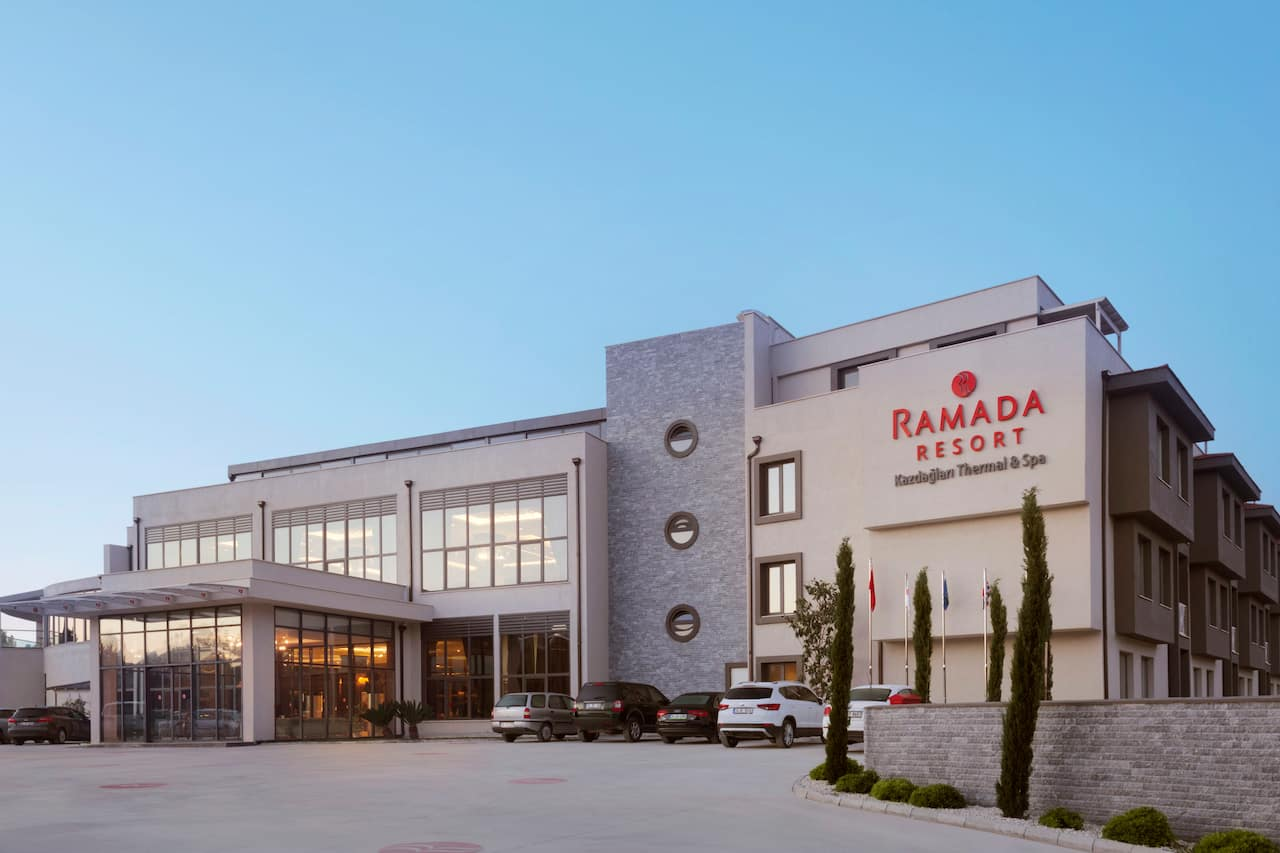 Ramada Resort Kazdaglari Thermal and Spa in Edremit, TURKEY