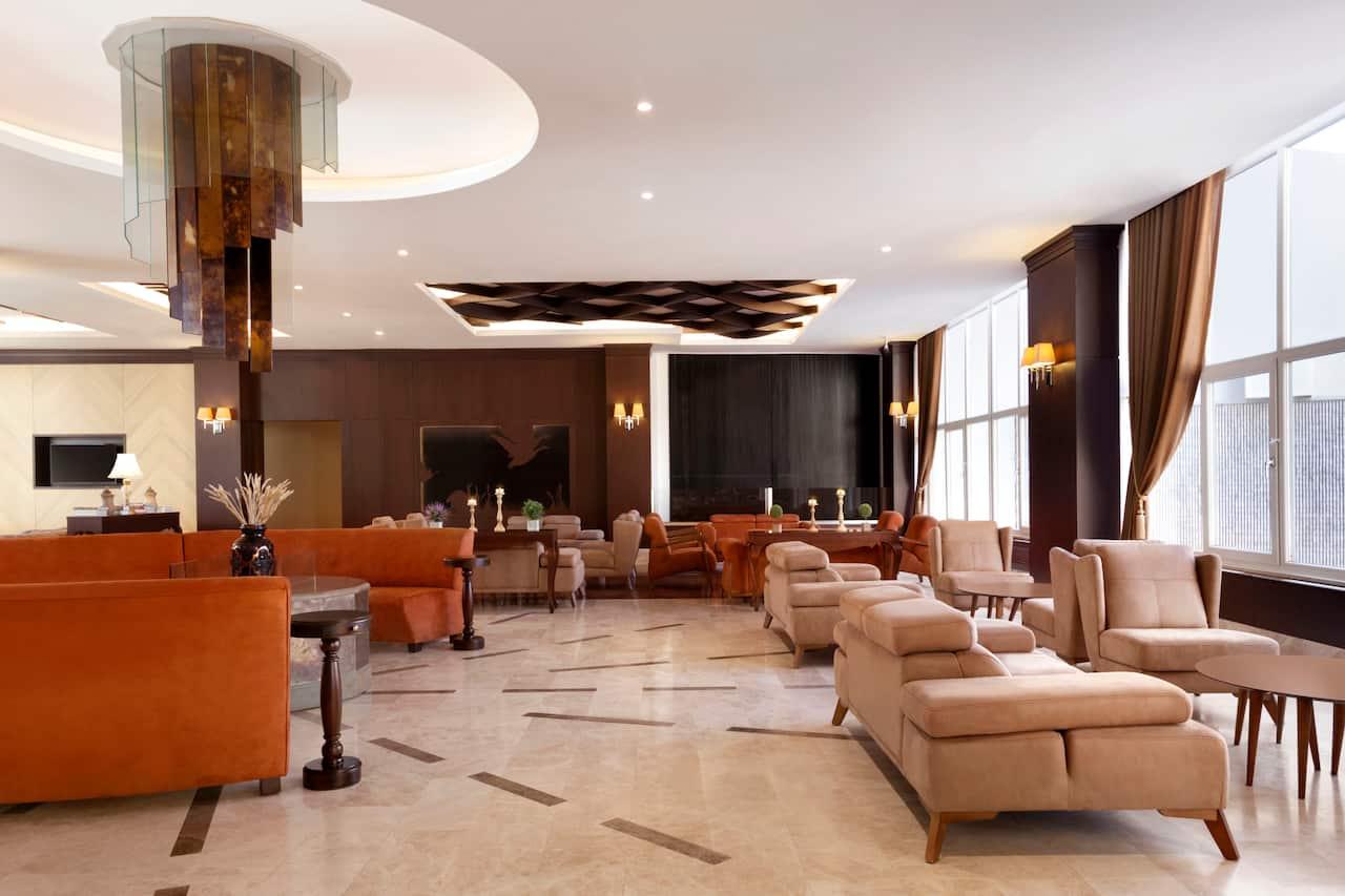 at the Ramada Resort Kazdaglari Thermal and Spa in Balikesir, Turkey