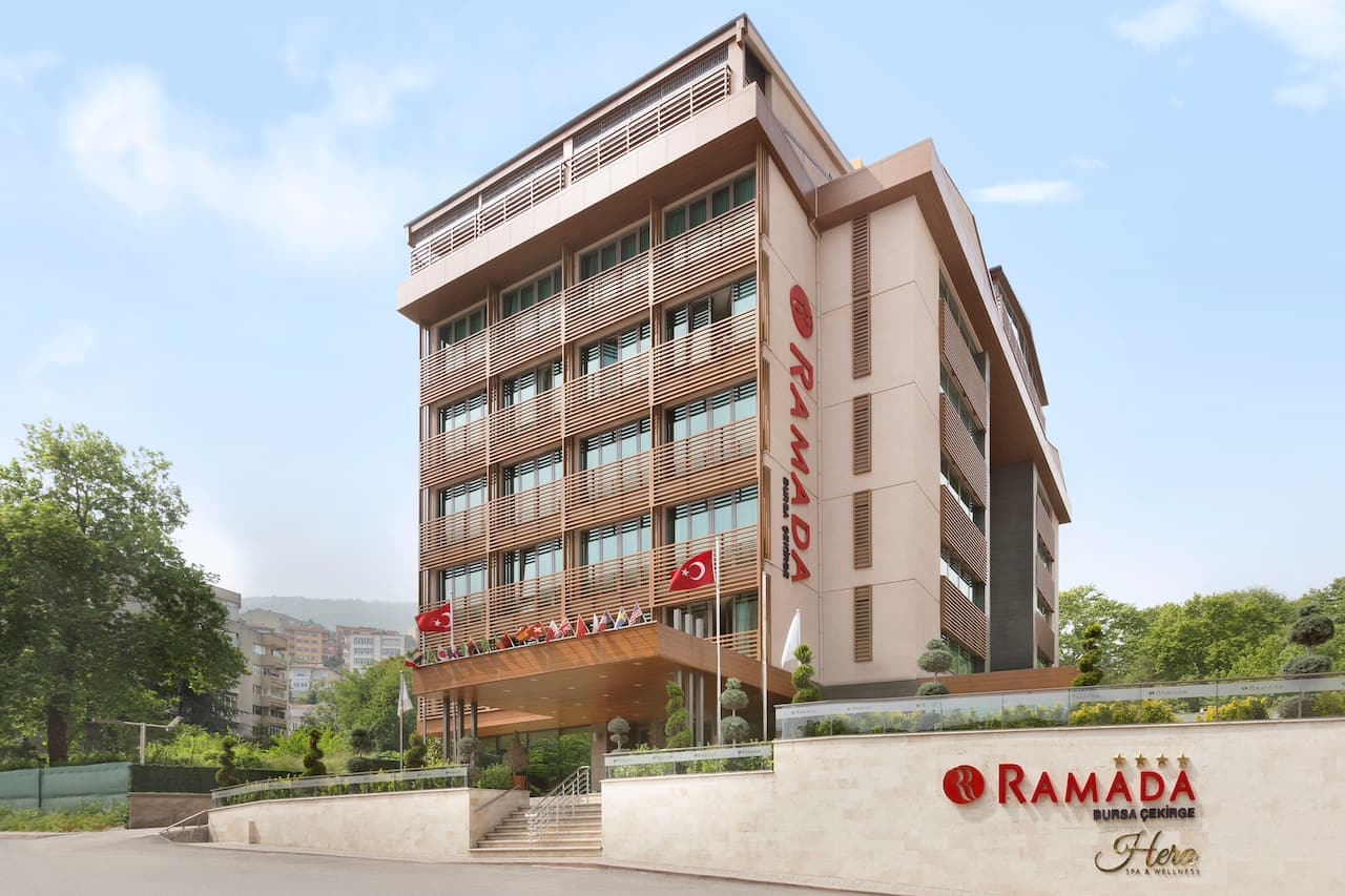 Ramada Bursa Cekirge in  Bursa,  Turkey