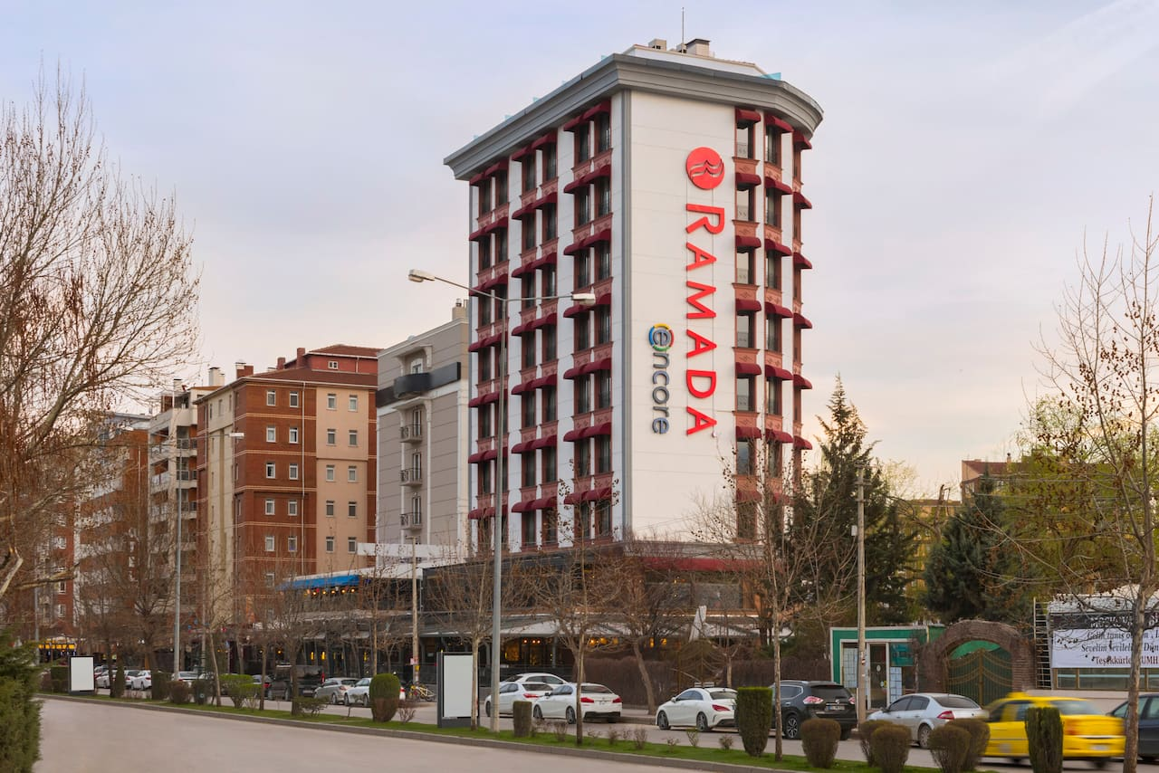 Ramada Encore Eskisehir in Eskişehir, Turkey