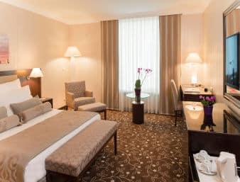 at the Ramada Kaya Plaza Istanbul Hotel in Istanbul, Turkey