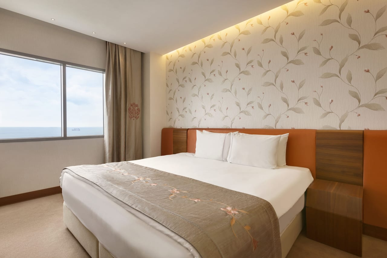at the Ramada Hotel and Suites Istanbul Atakoy in Istanbul, Turkey