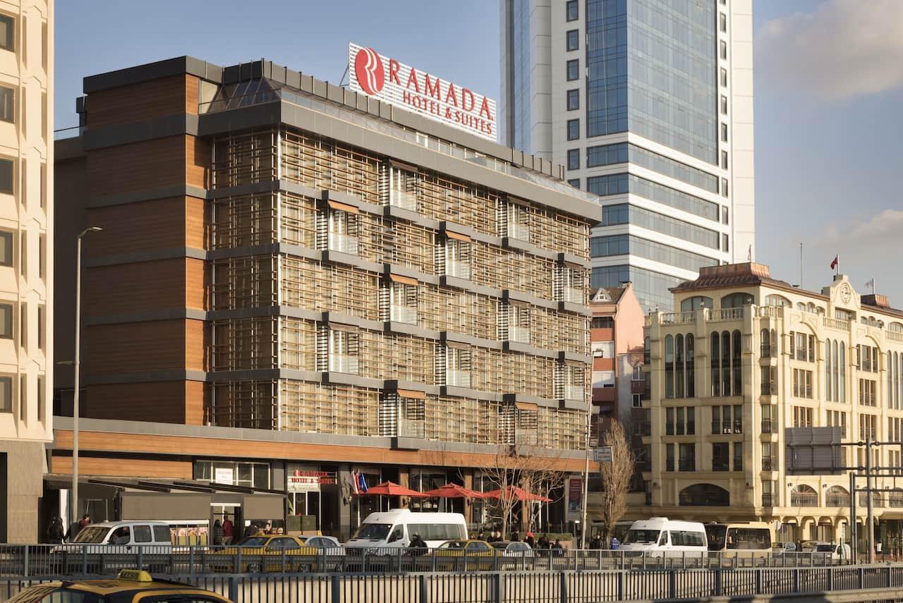 Ramada Hotel & Suites Istanbul Sisli in Istanbul, TURKEY