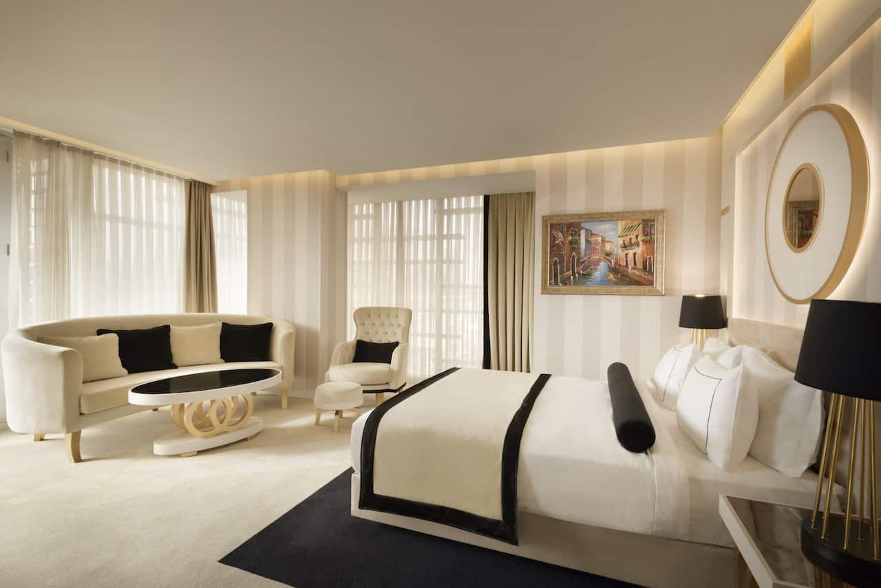 at the Ramada Hotel & Suites Istanbul Sisli in Istanbul, Turkey