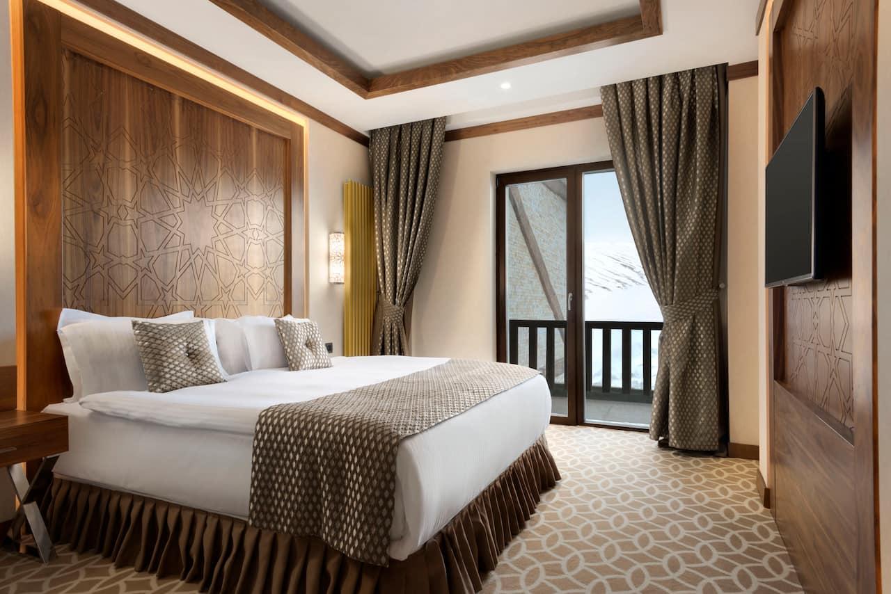 at the Ramada Resort Erciyes in Kayseri, Turkey