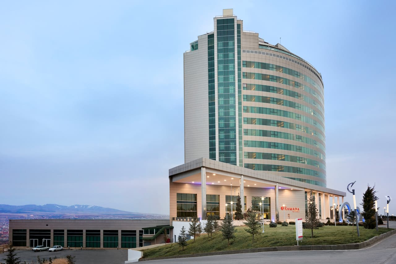 Ramada Resort Kirsehir Thermal Hotel & Spa in Kirsehir, Turkey