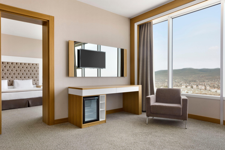 Ramada Resort Kirsehir Thermal Hotel & Spa suite in Kirsehir, Other than US/Canada