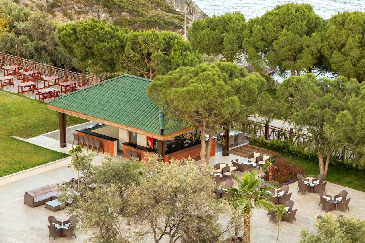 at the Ramada Resort Kusadasi in Kusadasi, Turkey