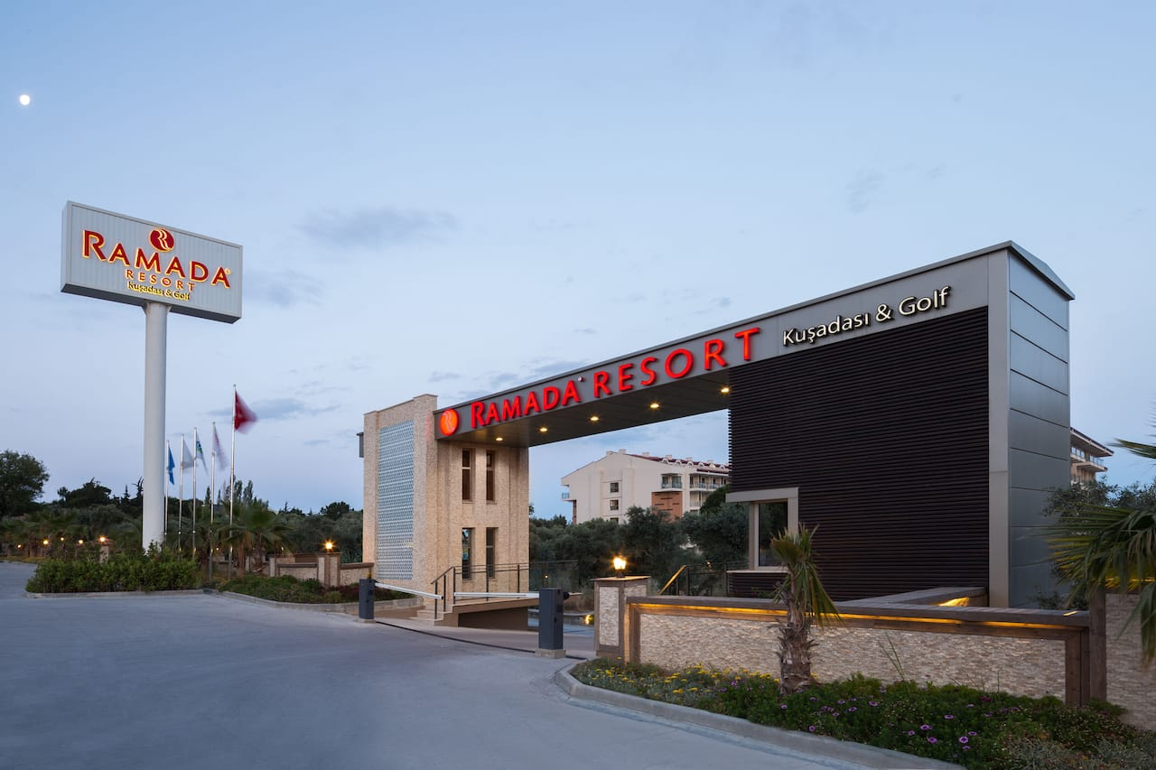 Ramada Resort Kusadasi in Kuşadası, Turkey
