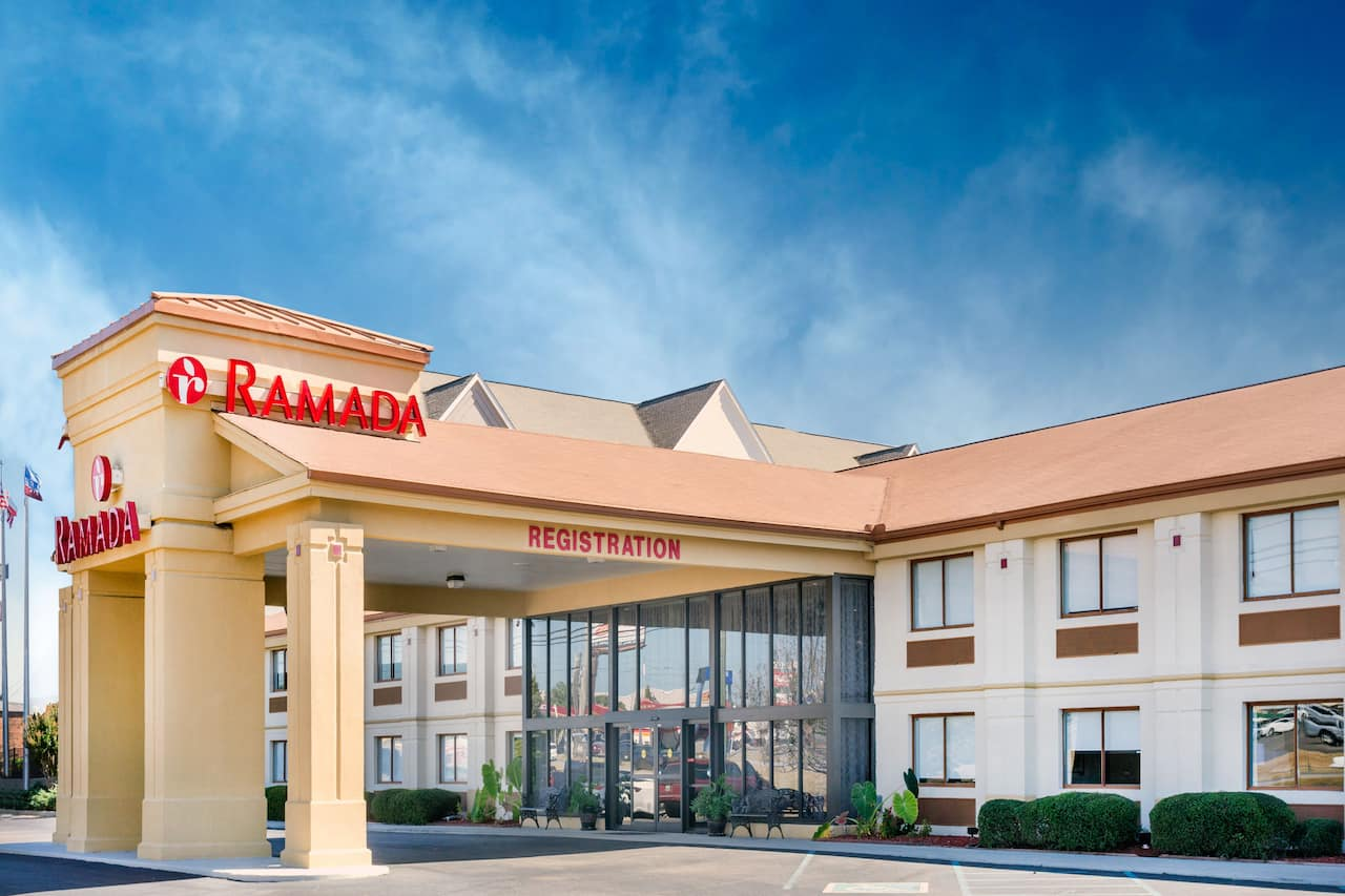 at the Ramada Tuscaloosa in Tuscaloosa, Alabama