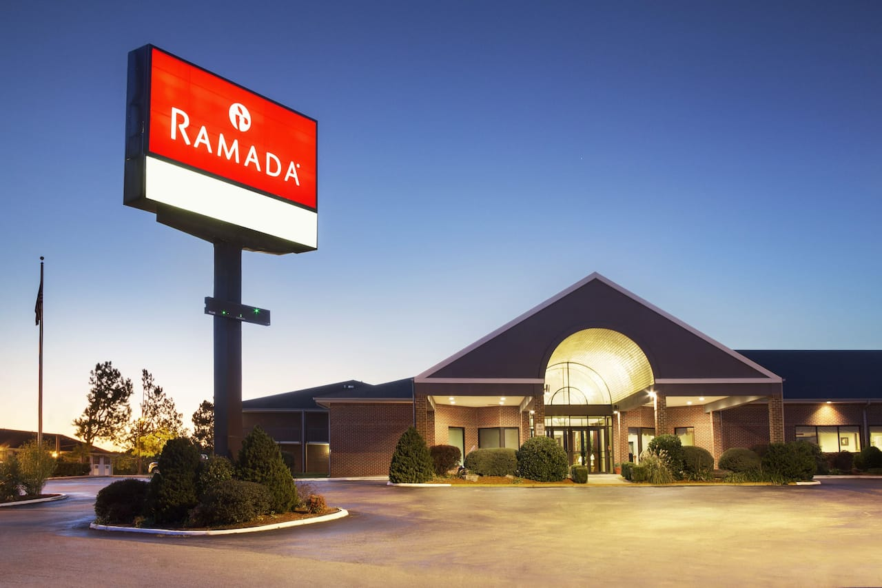 Ramada Batesville in Newport, Arkansas