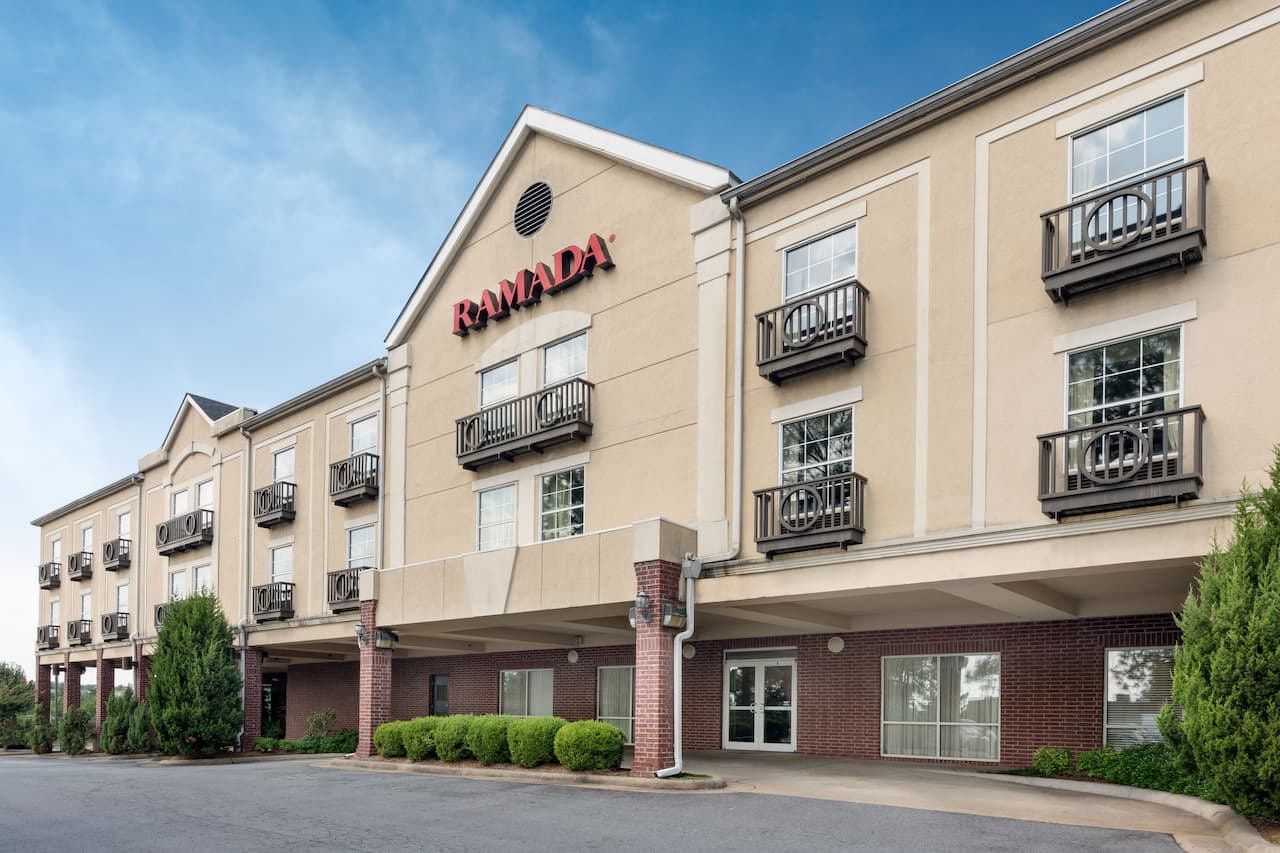Ramada Limited Little Rock in Jacksonville, Arkansas