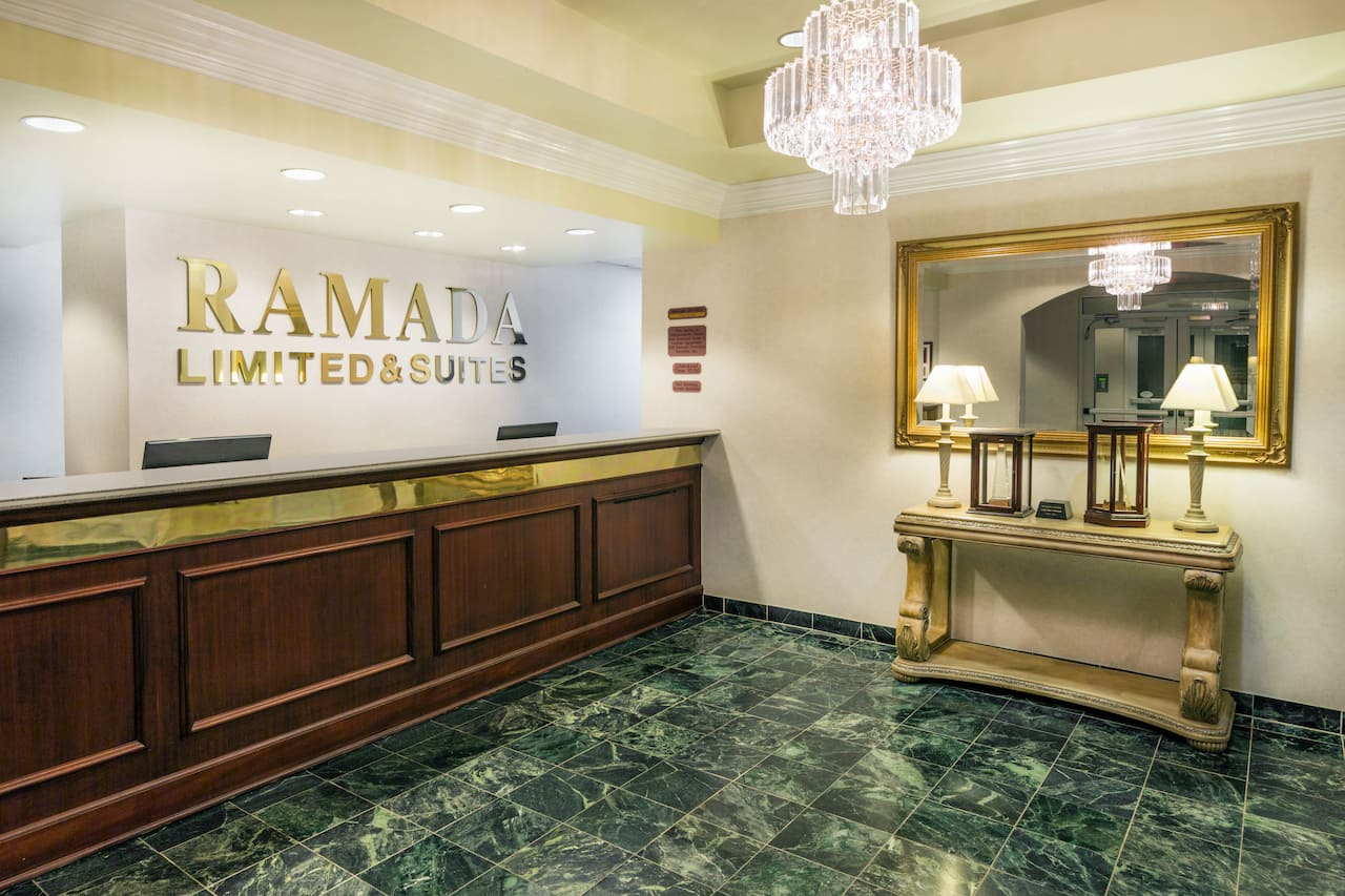 at the Ramada Limited Little Rock in Little Rock, Arkansas